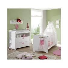ensemble chambre bébé ensemble chambre bébé 3 pièces avec lit 70x140 cm commode et