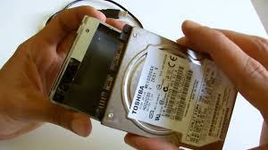 disque dur externe de bureau récupérer des fichiers sur un pc portable en panne
