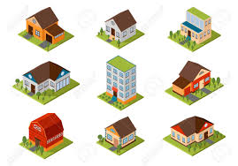 100 Modern Homes Architecture Homes And Isometric House Small To Large Isometric Homes