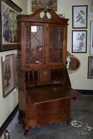 modern antique secretary desk jen joes design antique