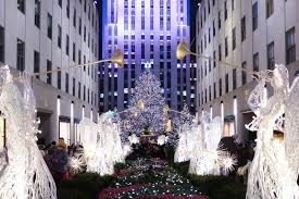 Rockefeller Plaza Christmas Tree 2014 by 5 Favorite Christmas Places In Nyc Tineey