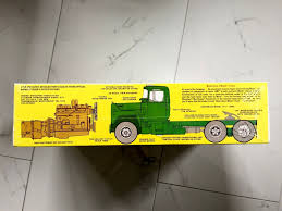 AMT 1/25 Mack R685st Day CAB Plastic Truck Model Kit Item # 1039 ... Mack Dm 600 Truck Model Kits Hobbydb Buy Amt 125 Scale Plastic 301950s Cartruck 11 Autocar Dump Bourseexpo De Modelisme Pa Flickr Cruiseliner Scale Model Truck Made From Kit 1972 Chevy Fleetside Rebuild Auto Magazine For 2018 Isuzu Nlr 45150 Swb Traypack Westar Centre Freightliner Cabover Single Screw Finescale Modeler Im Liking Trucks Inrstate Motor Freight System Project 4 Collection Sealed And Complete Unbuilt Amt Plastic Cars Trucks Vehicles Archives Best Tyrone Malones Papa 932 New Kit Models 1978 Ford 4x4 Pickup Firestone 858