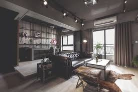 Industrial Rustic Living Room Furniture