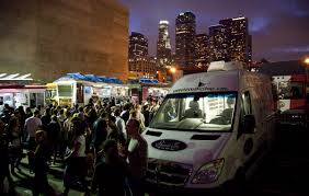 Things To Do Downtown LA || April 2017 Where Do Food Trucks Go At Night Street For Haiti Roaming Hunger Paradise Truck Los Angeles Catering Jim Dow Tacos Jessica Taco East California 2009 The Best Food Trucks In City Cooks Up Plan To Help Restaurants Park Labrea News Beverly Miami 82012 Update Roadfoodcom Discussion Board Book A Rickys Fish Fashionista 365 Los Angeles 241 Lots Of Cart Best Resource Condiments From Taco Truck Stock Photo 49394118
