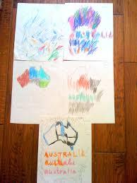 Coloriage Dingo Australien
