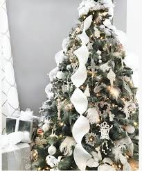 Christmas Tree Flocking Spray by Chambers U0027 Christmas U2013 Modern Style Mom