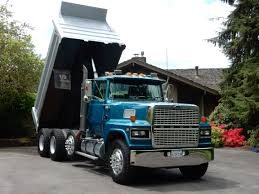1997 Ford Dump, Last Year Of The LTL, Went To Sterling's   1997 FORD ...
