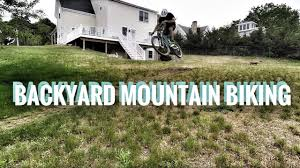 Mountain Bike Trail In The Backyard = Family Fun (It's A Family ... 8 Best Pta Reflections Images On Pinterest Art Shows School And Best Backyard Playground Ever Youtube Diy Outdoor Banagrams Make Your Own Backyard Version Of This My Yard Goes Disney Hgtv Backyards Innovative Recycled Tiles And Child Proof Water Mcdonalds Happy Meal Playhouse Box Fort Drive Thru Prank Family Fun Modern Backyard Design For Experiences To Come New Nature Landscaping Designing A Images On Livingmore Family Fun Pride Pools Spas 17 Games For Diy Games