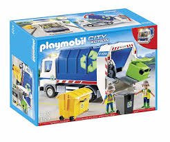 100 Lego Recycling Truck PreSchool Young Children Playmobil 4129
