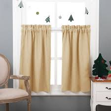 Walmart Grommet Thermal Curtains by Decor Cafe Curtain Rings With Cafe Curtains Also Cafe Curtains
