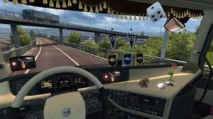 100 Euro Truck Simulator 3 2 Cabin Accessories On Steam