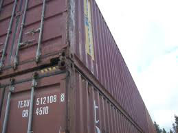 100 Steel Shipping Crates Designing A Cargo Container Structure Precision