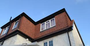 Marley Tiles Cape Town by L Shaped Loft Conversion With Hanging Clay Tiles To Dormer Face