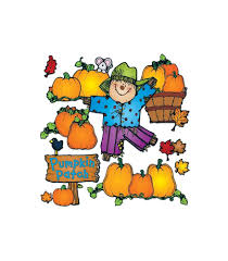 Oklahoma Pumpkin Patches by Pumpkin Patch Bulletin Board Set Grade Pk 8 Carson Dellosa