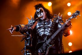 KISS Unleashes Freedom To Rock Tour On Edmonton