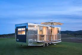 100 Custom Travel Trailers For Sale Luxury Camper Trailer Sleeps Six In 215 Square Feet Curbed