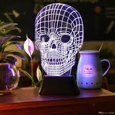Battery Operated Lava Lamp Nz by 3d Punisher Skull Lighting By Playtime 123 Is A Great Nightlight
