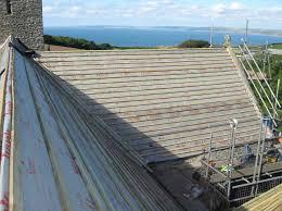 St Germanus Church Cornwall DuPont Tyvek Roofing Underlay