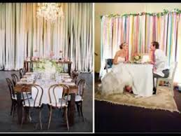 Ideas To Decorate Walls For Wedding O Walls Ideas