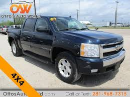 Used 2007 Chevrolet Silverado 1500 For Sale In Alvin, TX 77511 ...
