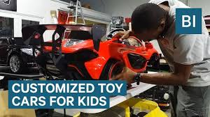 100 Custom Trucks Unlimited This Shop Izes Toy Cars So Your Kids Can Ride In Style YouTube