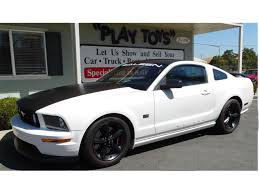 100 Ford Saleen Truck 2006 Mustang For Sale ClassicCarscom CC1048331