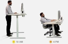 Ergotron Workfit D Sit Stand Desk by Sitting Standing Desk Amazon Com Ergotron Workfit D Sit Stand