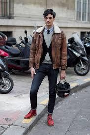 Men Street Style CatgR