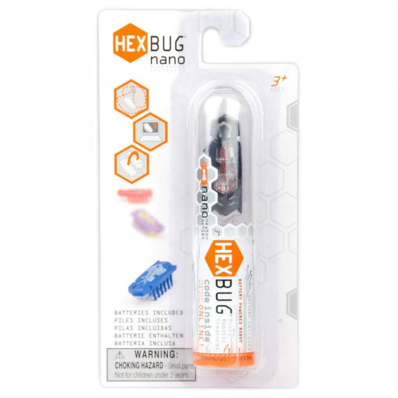 Newton Hexbug Nano Toy - Colors May Vary