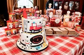 99 Truck Birthday Party Fire PBGrey