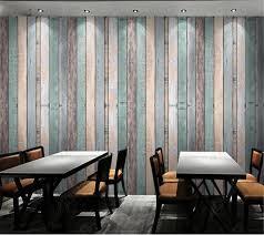 beibehang nach maß wandbild tapete 3d machen alte gestreiften holz wohnzimmer schlafzimmer hintergrund wand papier 3d papel de parede 3d
