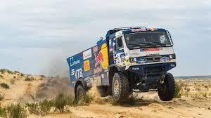 100 Dakar Truck 2019 S Race Kamaz The Besieged Fortress KARAGEtv