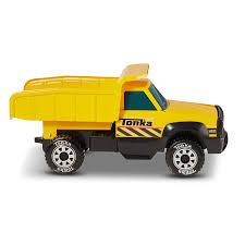 Amazon.com: Tonka Steel Classic Quarry Dump Truck: Toys & Games