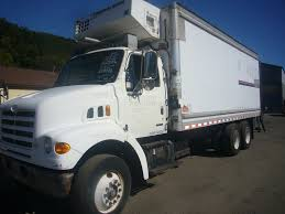 100 Reefer Truck For Sale 2000 Sterling L7500 Tandem Axle Refrigerated Box For Sale By