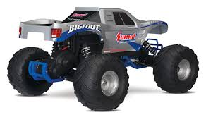 Traxxas Bigfoot | Ripit RC - RC Monster Trucks, RC Cars, RC Financing My Traxxas Rustler Xl5 Front Snow Skis Rear Chains And Led Rc Cars Trucks Car Action 2017 Ford F150 Raptor Review Big Squid How To Convert A 2wd Slash Into Dirt Oval Race Truck Skully Monster Color Blue Excell Hobby Bigfoot 110 Rtr Electric Short Course Silverred Nassau Center Trains Models Gundam Boats Amain Hobbies 4x4 Ultimate Scale 4wd With Adventures 30ft Gap 4x4 Edition