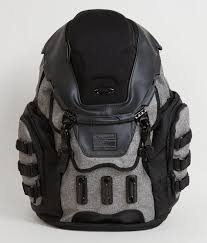 oakley kitchen sink backpack men s bags in grigio scuro buckle