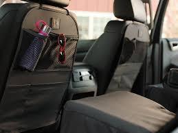 100 Truck Seat Organizer Weathertech Back Protector Kick Mat And Back