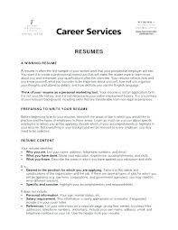 Resume Objective Student Psychology New College E Example Unique Examples Undergraduate Internship Studen