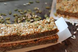 Detoxinista Pumpkin Bars by Maple Honey Chewy Granola Bars Healing Whole Nutrition