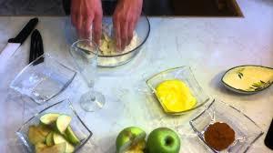 apfel zimt kuchen ohne ei backen kuchenteig mit marzipan
