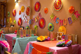 Decoration House Birthday Party