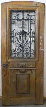 porte entree vantaux e1va14 porte d entree un vantail en chene maison