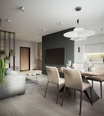 wie lässt sich ein modernes interieur in weiß grau und