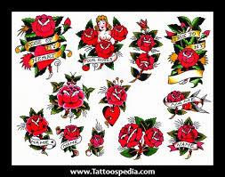 Sailor Jerry Rose Tattoos