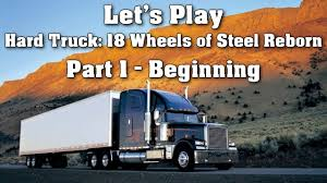 Let's Play Hard Truck: 18 Wheels Of Steel - Reborn - With Commentary ... Hard Truck 18 Wheels Of Steel Youtube Truckpol Wheels Pictures For Money Cheat Hd Hard Truck American Long Haul Chomikuj Bmw M3 Gtr E46 Of Cragar Built For Real American Muscle Kenworth W900 Skin Tgdb Browse Game Untitled New Trucks Or Pickups Pick The Best You Fordcom Delivery From Denver To Boise The 10 Most Dangerous Jobs Men