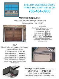 Shelton Overhead Door LLC Home