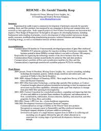 Example Business Owner Resume Format Objective