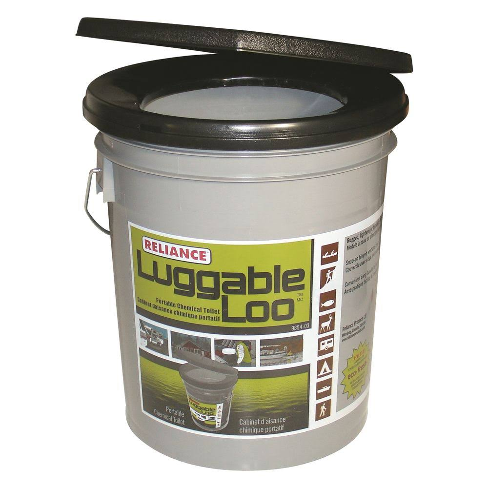 Reliance Products Luggable Loo Portable Toilet