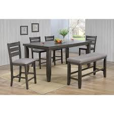 Crown Mark Bardstown Pub Table Set With Bench   Household Furniture ... Kitchen Pub Tables And Chairs Fniture Room Design Small Kitchenette Table High Sets Bar With Stools Round Bistro Bistro Table Sets Cramco Inc Trading Company Nadia Cm Bardstown Set With Bench Michaels Contemporary House Architecture Coaster Lathrop 3 Piece Miskelly Ding Indoor Baxton Studio Reynolds 3piece Dark Brown 288623985hd 10181 Three Adjustable Height And Stool Home Styles Arts Crafts Counter