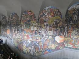 Famous Mexican Mural Artists by 4 Places To See Diego Rivera U0027s Murals In Mexico City U2013 Wanderlusterful